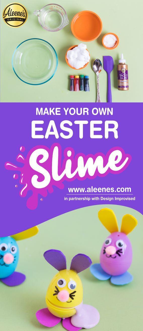Picture of Aleene's Easter Egg Slime