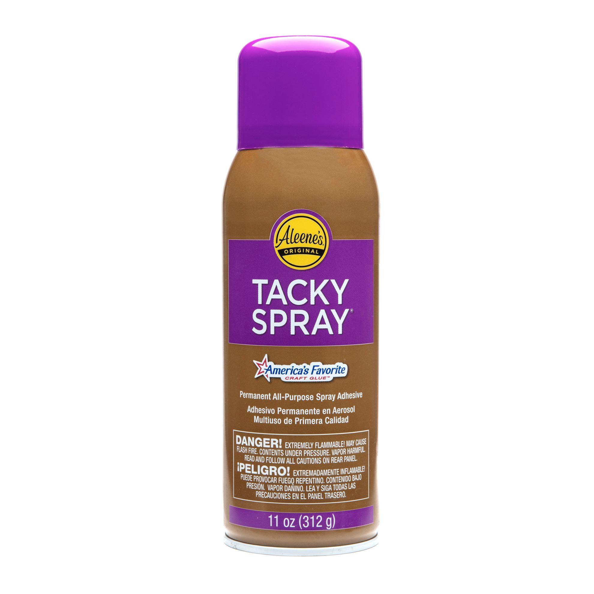 Aleene's® Crystal Clear Tacky Spray™
