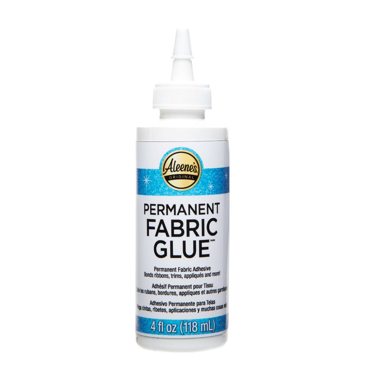 Aleene's® Permanent Fabric Glue 4 oz.
