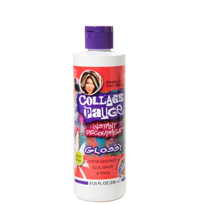Picture of Collage Pauge® Instant Decoupage™ Glossy 8 oz.