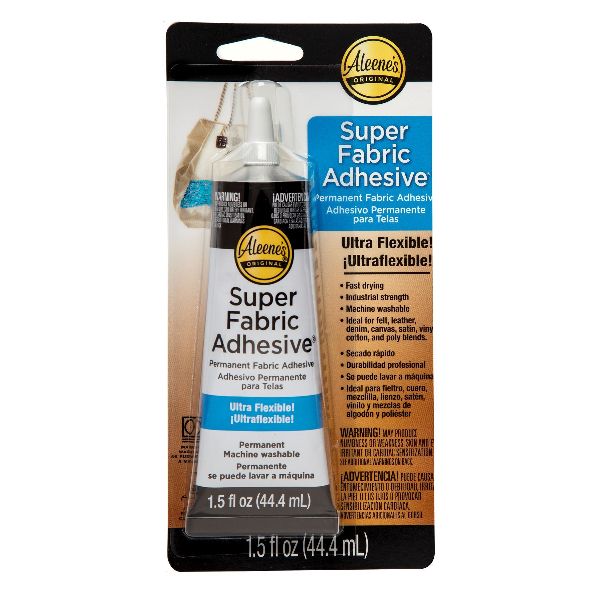Aleene's® Super Fabric Adhesive