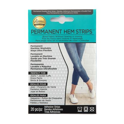 Aleenes Permanent Hem Strips