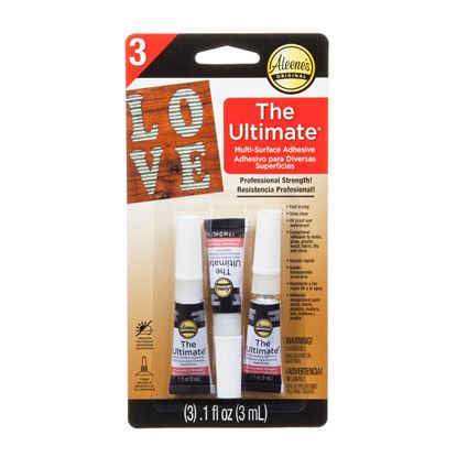 Aleene's® The Ultimate Multi-Surface Adhesive™ 3 Pack