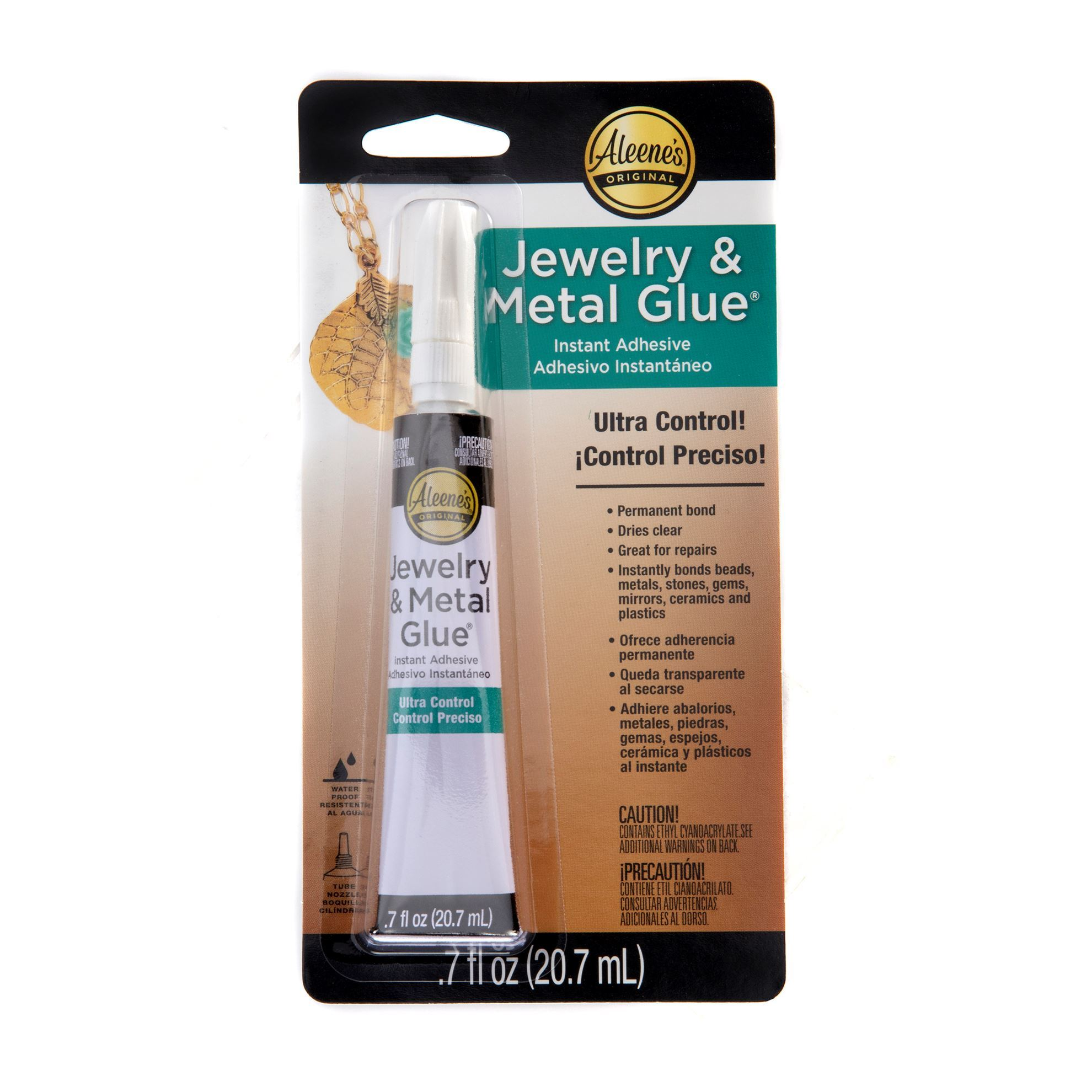 Aleene's® Jewelry & Metal Glue