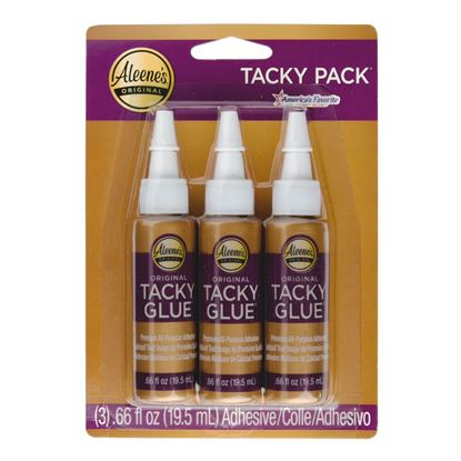 Aleene's® Original Tacky Glue® Mini 3 Pack