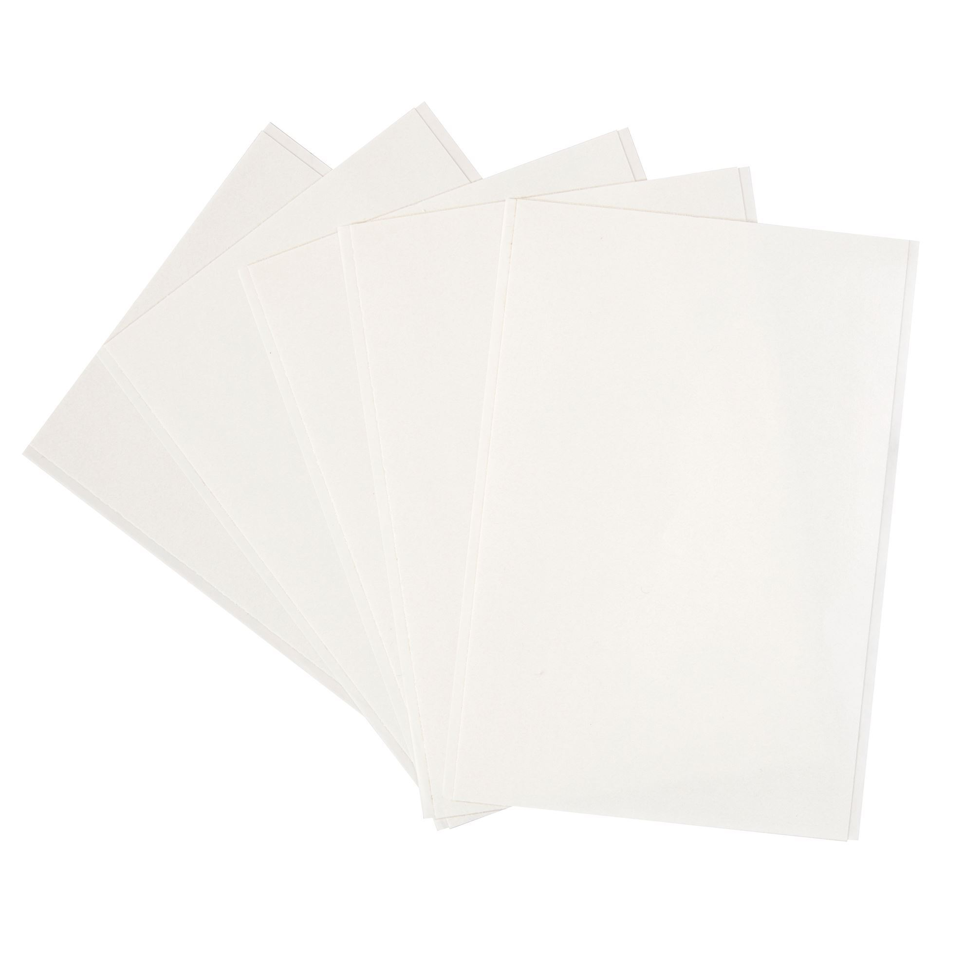Aleene's Instant Tacky Double-Sided Adhesive Sheets content