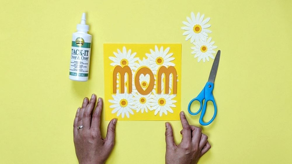 Aleene's Mother's Day Card DIY