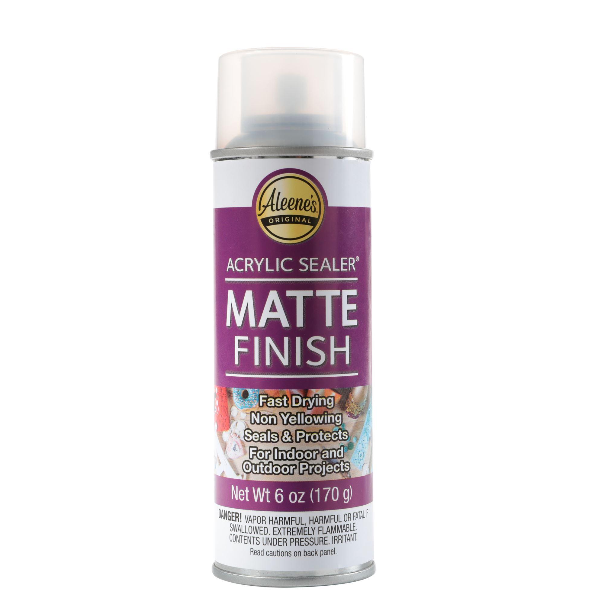 Aleenes Matte Spray Acrylic Sealer