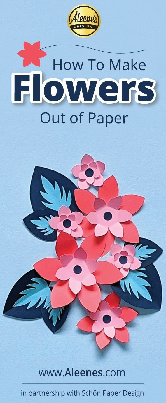 Picture of How To Make Flowers Out of Paper