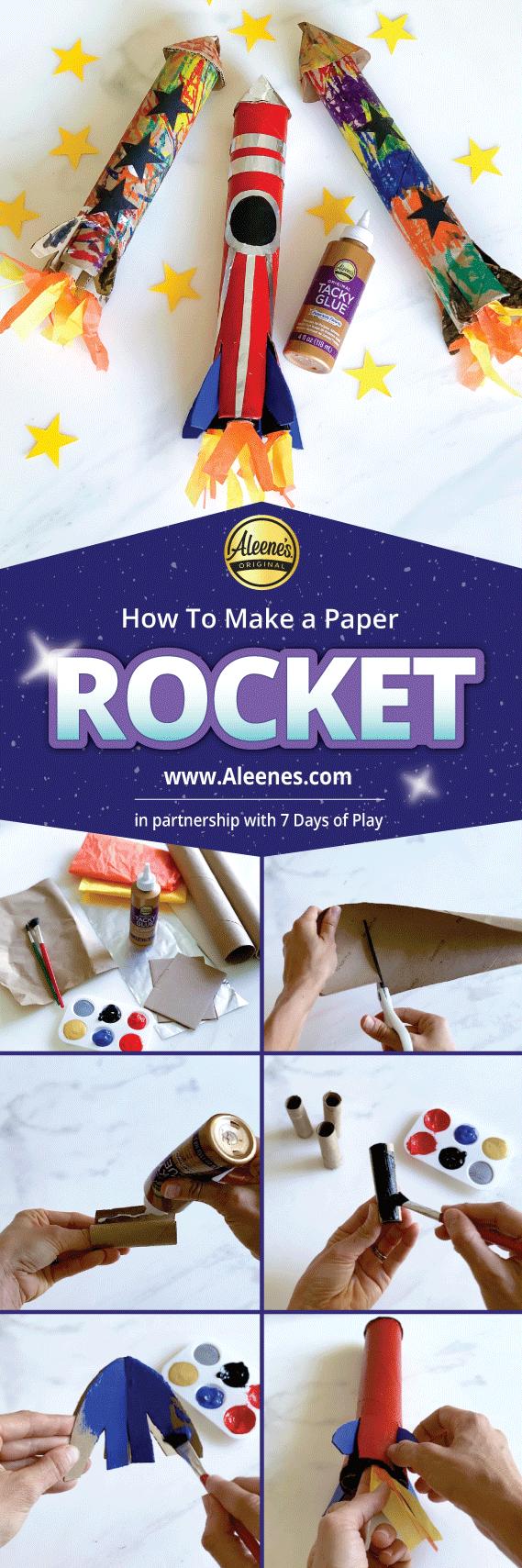Rocket Ship Space Craft