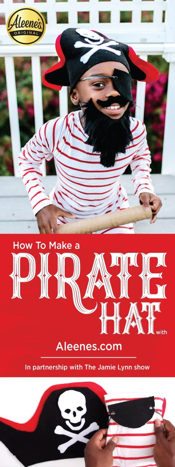 Picture of How to Make a Pirate Hat
