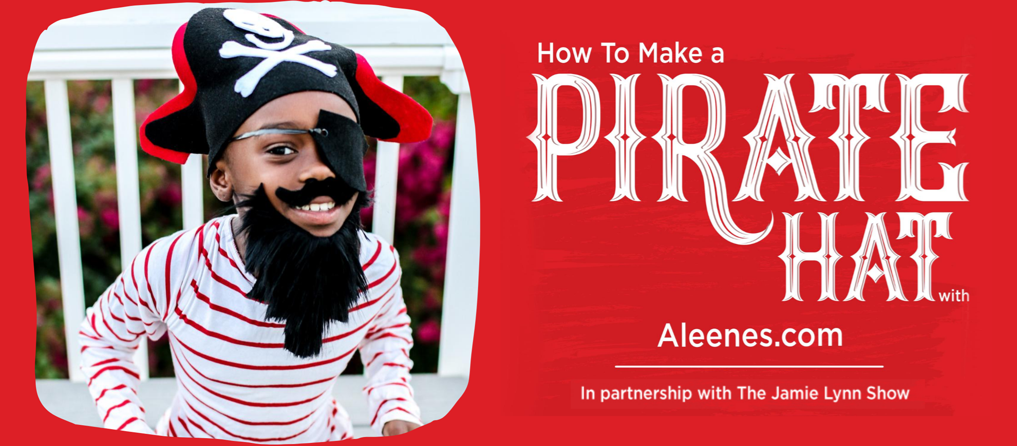 How to Make a Pirate Hat