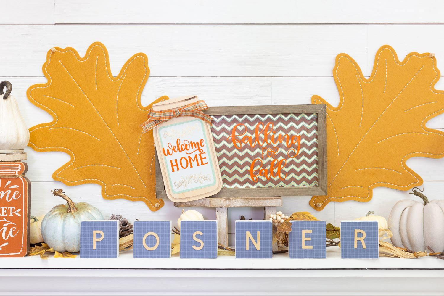 Aleene's DIY Fall Décor