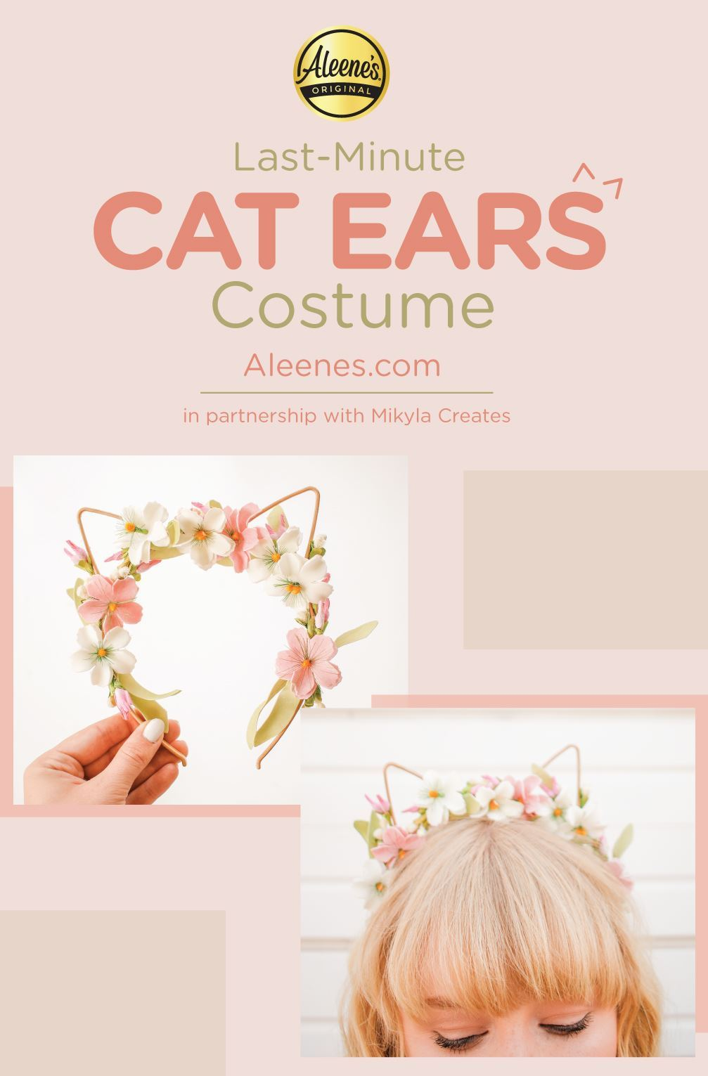 Picture of Last Minute Costume DIY: Cat Ears
