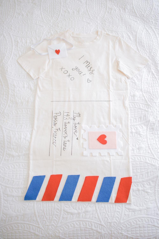 Love Letter Costume