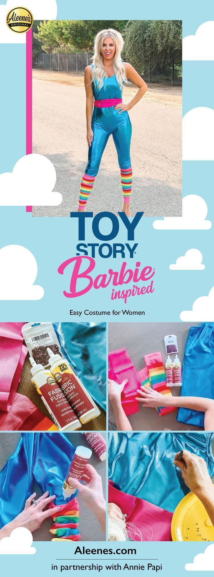 Aleene's Toy Story Barbie Inspired Costume