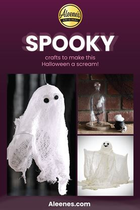 Picture of Wickedly Easy Ghost Crafts