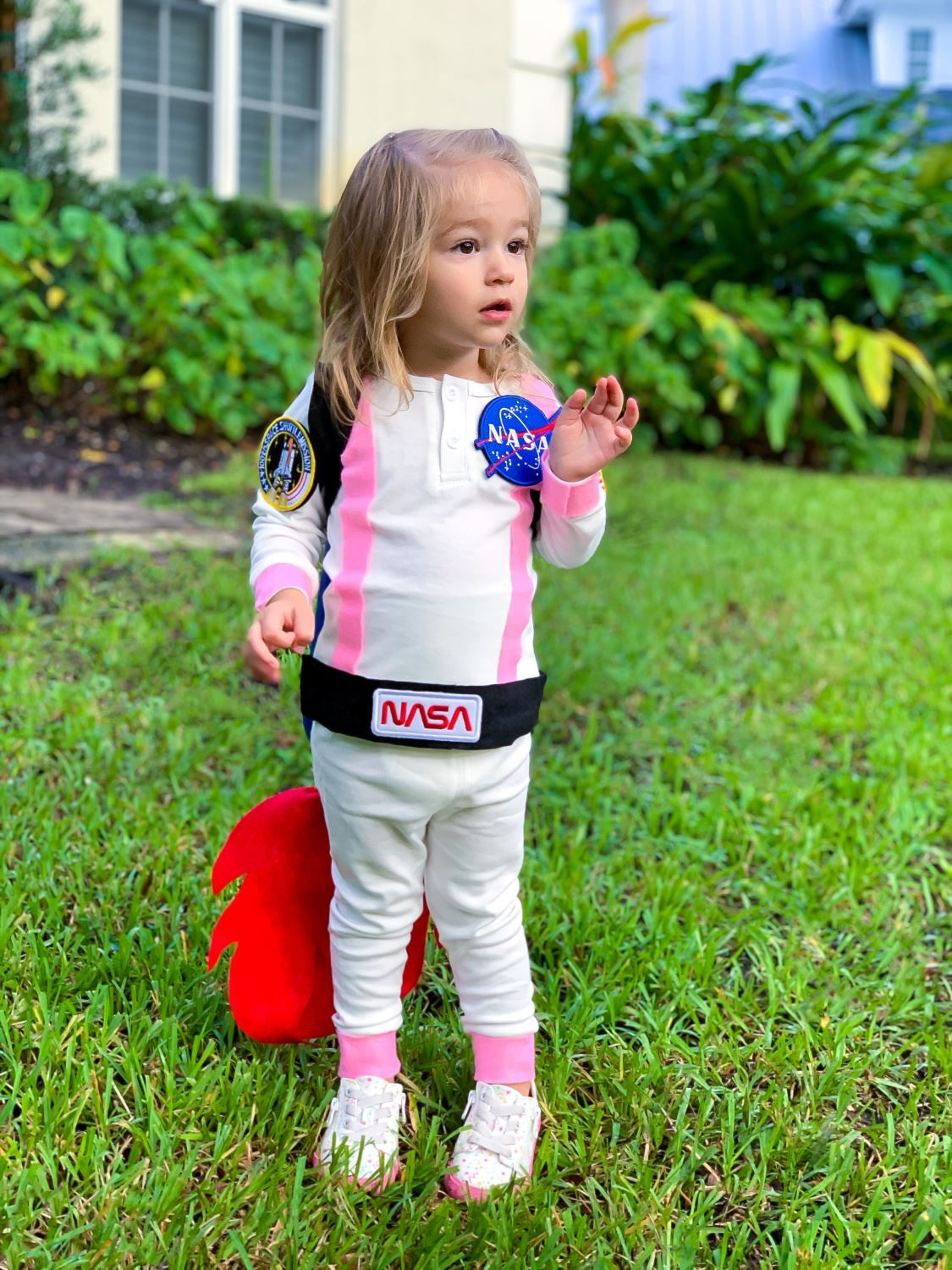 Easy spacesuit costume