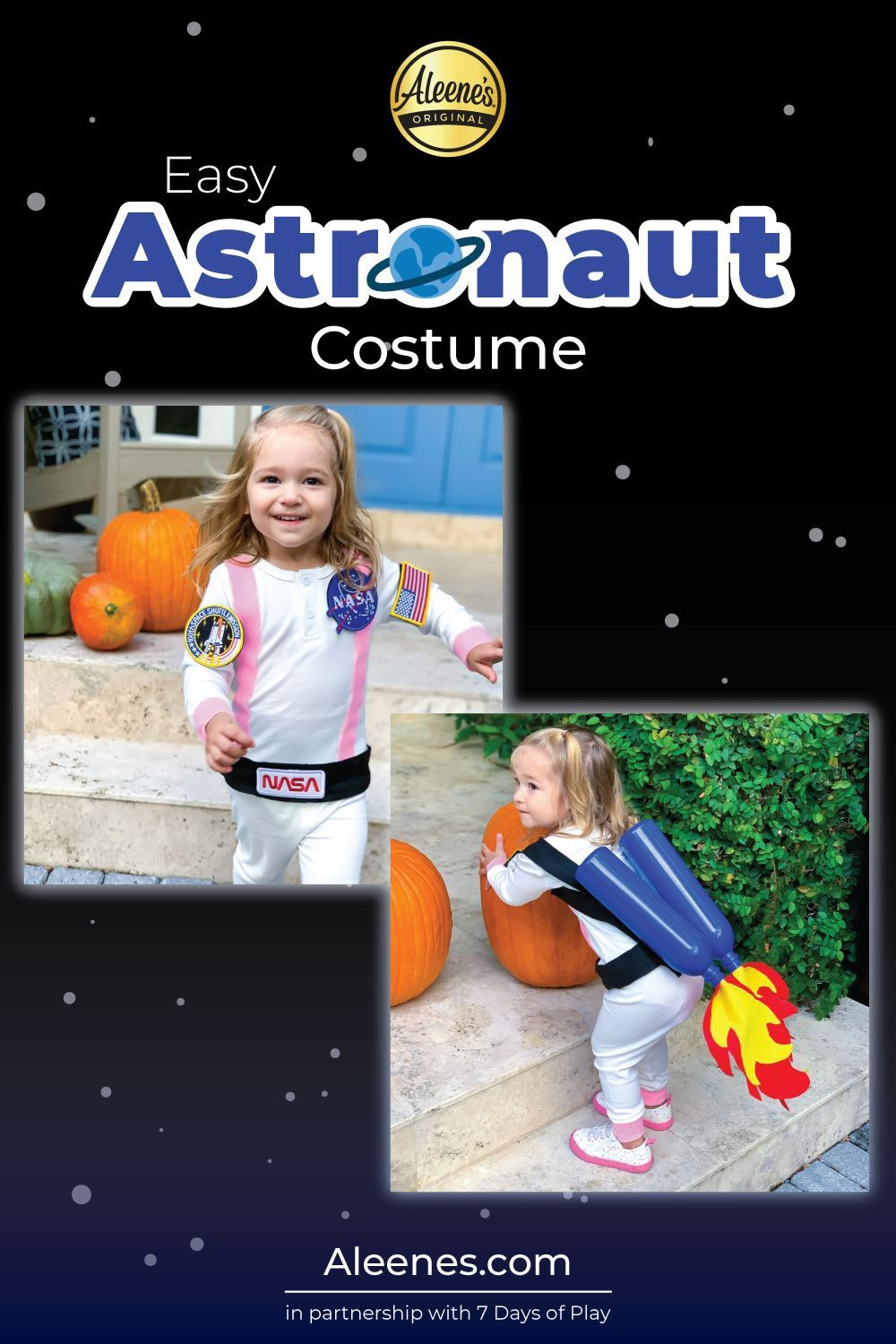 Picture of Easy Astronaut Costume