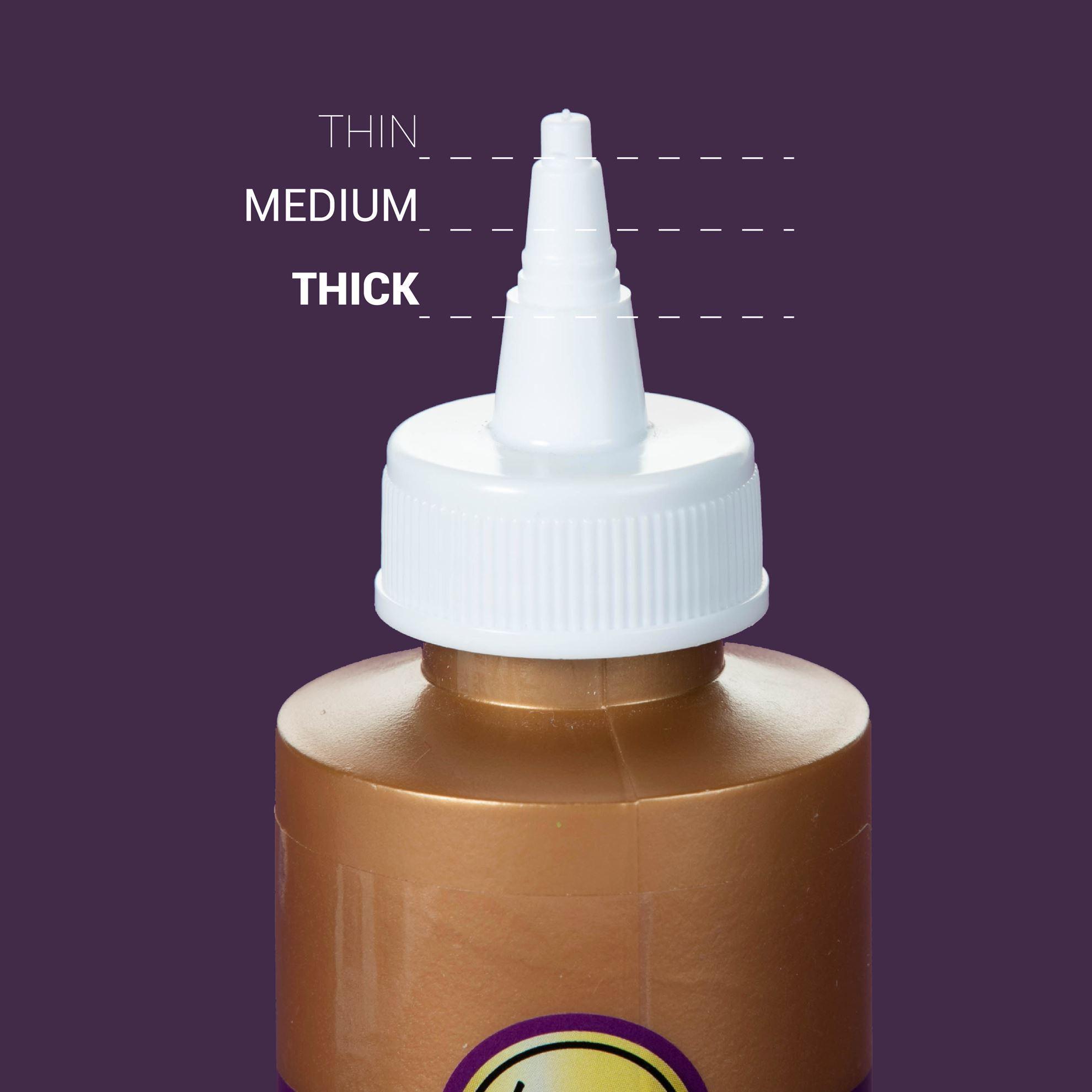 Aleenes original tacky glue tip size