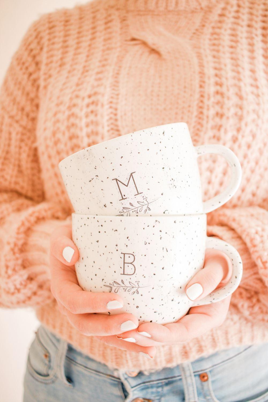 Decoupage a Ceramic Mug