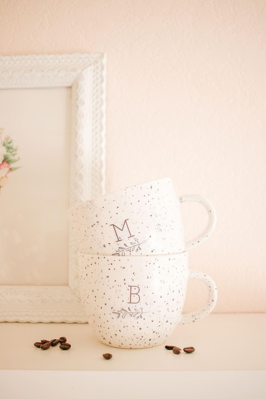 How to Decoupage a Ceramic Mug