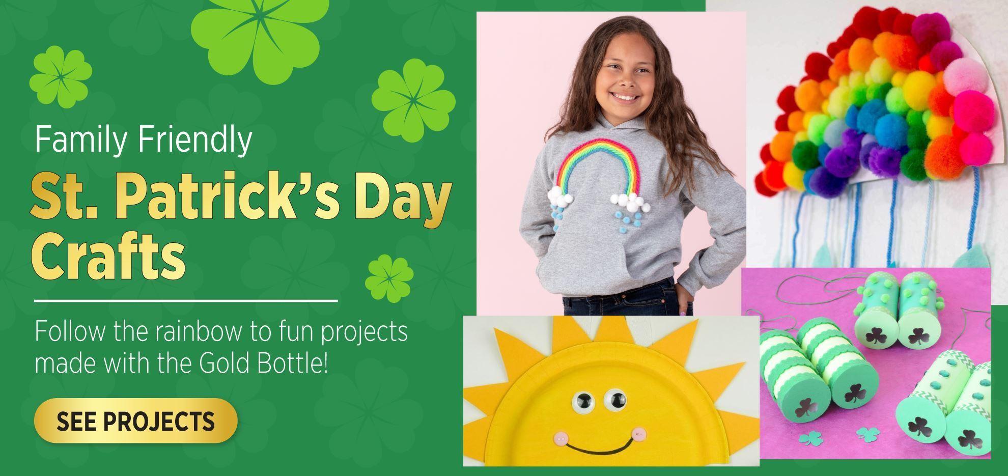 St. Patrick's Day Project DIYs