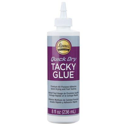 Quick Dry Tacky Glue - 8 oz.