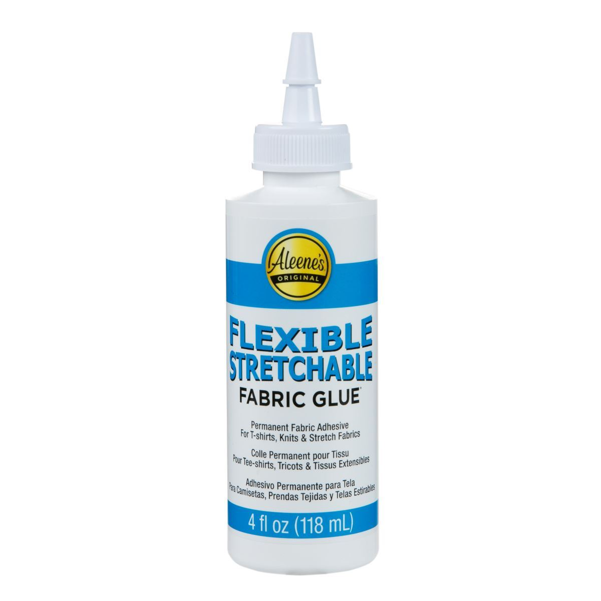 Aleene's® Flexible Stretchable Fabric Glue™ 4 oz