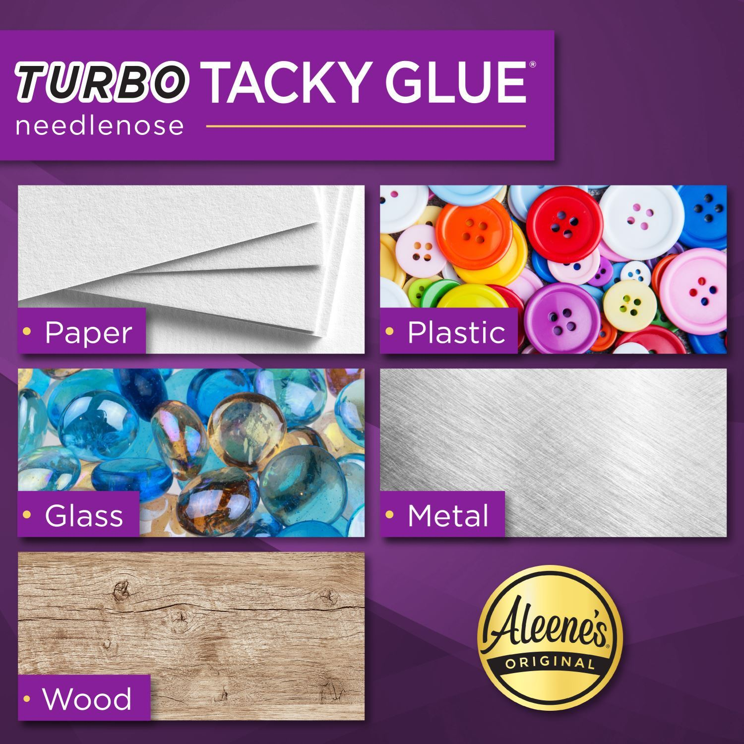 Aleenes Turbo Tacky Glue Needlenose projects