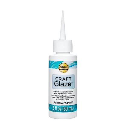 Aleene's® Craft Glaze Adhesive 2 fl. oz. bottle front