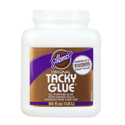 Aleene's® Original Tacky Glue 64 oz. Front package