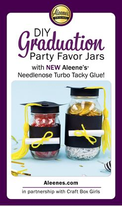 Picture of Easy DIY Graduation Party Favors