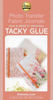 Picture of How to Photo Transfer onto Canvas with Tacky Glue