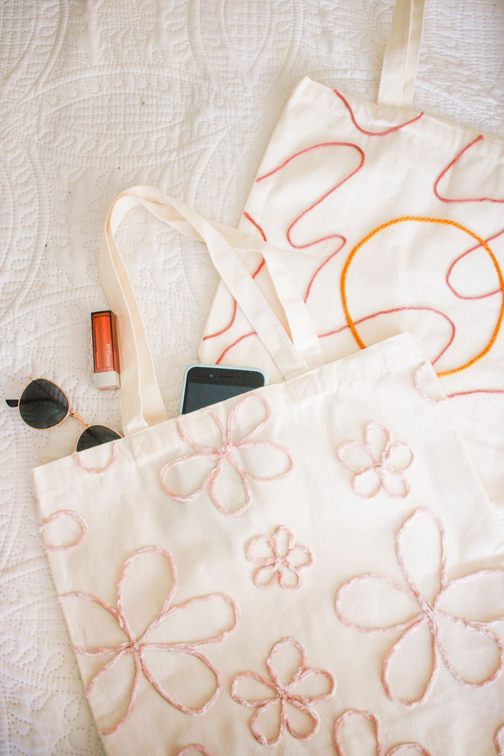 Make a tote to match every outfit!