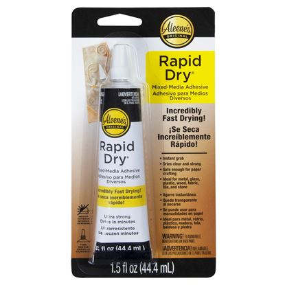 Aleene's® Rapid Dry Mixed Media Adhesive™ Inside package