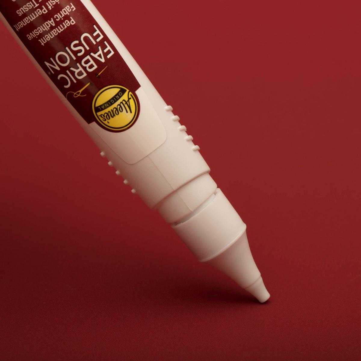 Aleene's® Fabric Fusion® Permanent Fabric Glue Pen 2 Pack