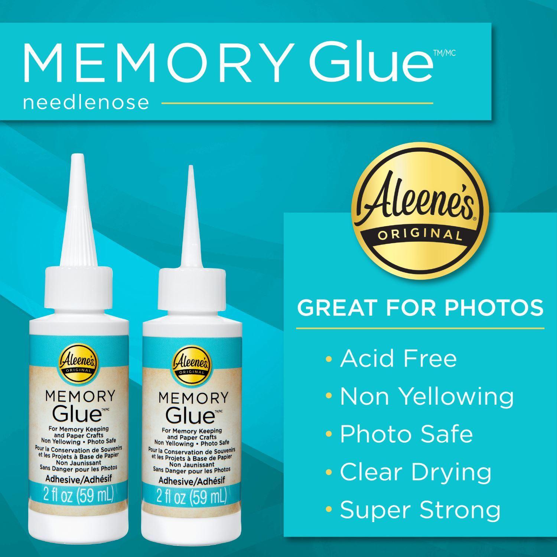 Memory Glue Adhesive photo application benefits