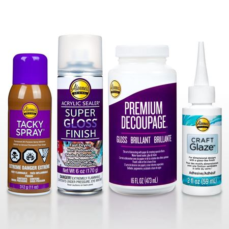 Picture for category Sealers & Spray Adhesives
